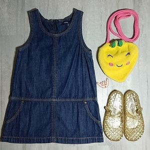 BABY GAP | Denim dress 2T
